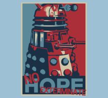 Hope - No Hope..Exterminate Kids Clothes