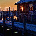 Mystic Sunrise by Val Dunn