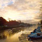Kingsbridge Estuary by Hannah Sterry