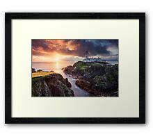 Fanad Light Framed Print