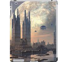 Future City iPad Case/Skin