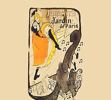 JARDIN DE PARIS iPHONE CASE by Catherine Hamilton-Veal  ©