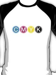 CMYK 1 T-Shirt