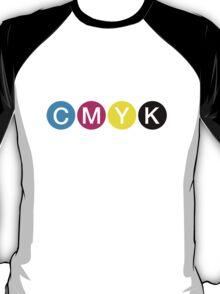 CMYK 3 T-Shirt
