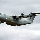 Airbus Military A400M Tactical Transport Aircraft by Andrew Harker