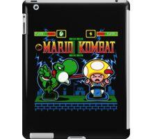 Mario Kombat II iPad Case/Skin