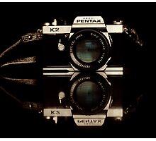 Pentax Photographic Print