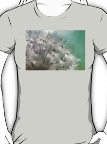 Silver Mint Dandelion T-Shirt