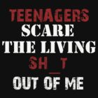 MCR Teenagers Shirt by Mymicromuse