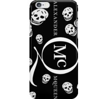 GOD SAVE MCQUEEN iPhone Case/Skin