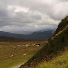View from Nockan Crag by kalaryder