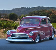 1946 Cheverolet Fleetmaster 2 Door Sedan by DaveKoontz