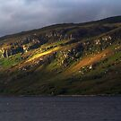 Ullapool Light by kalaryder