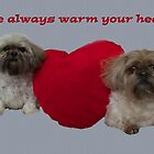We always warm your heart by Nicole  Markmann Nelson