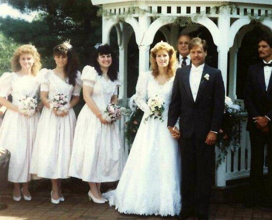 Wedding Gazebo - My cousin Melody's wedding by Jane Neill-Hancock