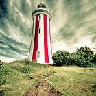 Bluff Light House by JasonLStephens