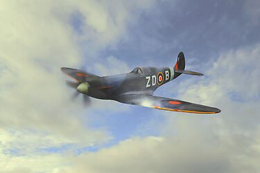 """The Spitfire"" by peaky40"