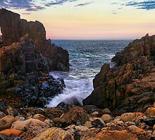Bombo Sunset by Jennifer Bailey