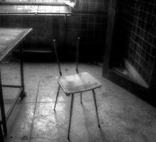 half a chair by Nicole W.