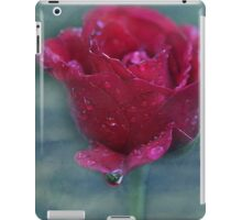 there is no such thing as an ordinary rose... iPad Case/Skin