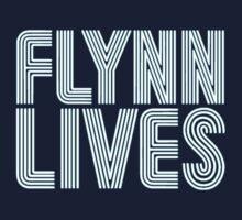 Flynn Lives by shaydeychic
