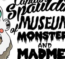 Captain Spaulding  Sticker