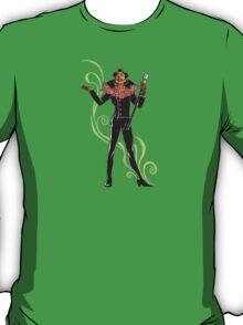 Ruby Rhod Pin-Up T-Shirt