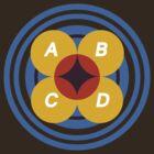 a b c d by LittleBearShop