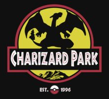 Charizard Park by machmigo