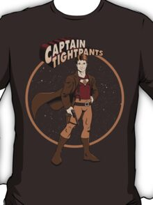 Captain Tightpants T-Shirt