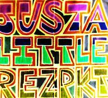 Justa Little Rzpkt! by EverittDunn