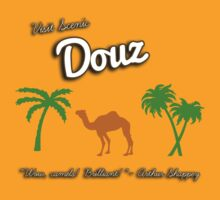 Douz Tourism by initiala
