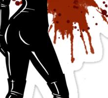 Hollywood Spy Sticker