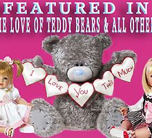 BANNER FOR THE LOVE OF TEDDY BEARS AND ALL OTHER TOYS GROUP by ╰⊰✿ℒᵒᶹᵉ Bonita✿⊱╮ Lalonde✿⊱╮