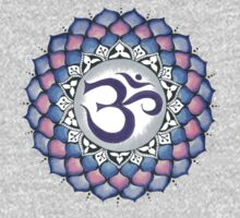 The Crown Chakra by heavenlyhenna