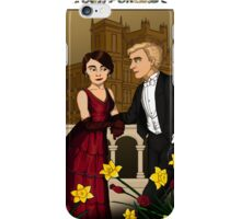 Downton Nouveau iPhone Case/Skin