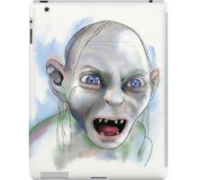 Gollum. iPad Case/Skin