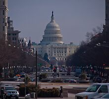 Washington DC, US Capital by Kirk D. Belmont Photography
