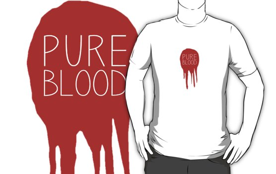 Pure Blood #2 Harry Potter by Kate Bloomfield