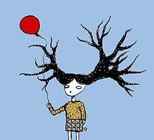 Branch Girl by jrock1184
