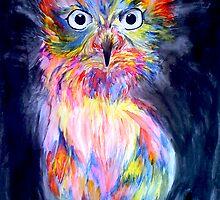 Night Bird by Manana11