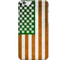 Irish American 015 iPhone Case/Skin