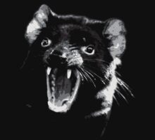 Tasmanian devil by Gerry Pearce