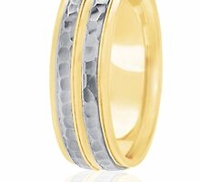 Platinum wedding bands by weddingbands25