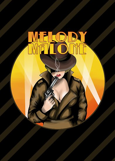 Melody Malone by KanaHyde