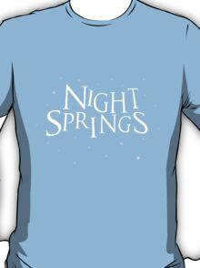 Night Springs - Alan Wake Tee T-Shirt