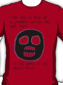 The Mighty Boosh - Time and Space T-Shirt