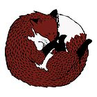 Red Fox by Freja Friborg