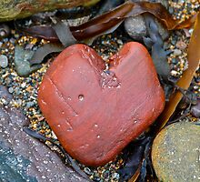 Stone Heart.  by Ross Hutton