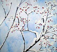 SNOW BERRIES by jyoti kumar